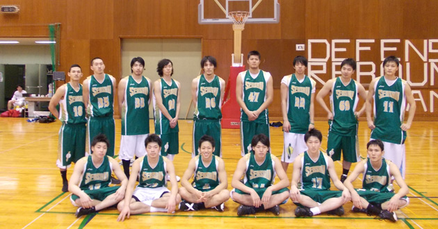 大学 バスケ 専修