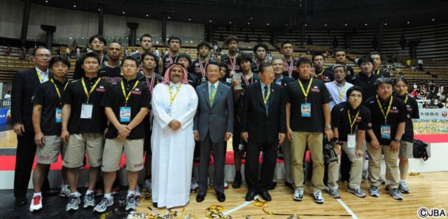 ... 日本バスケットボール協会
