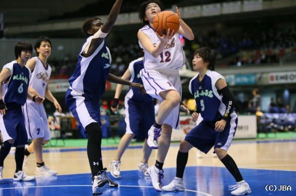 第25回全国高等学校バスケットボール選抜優勝大会