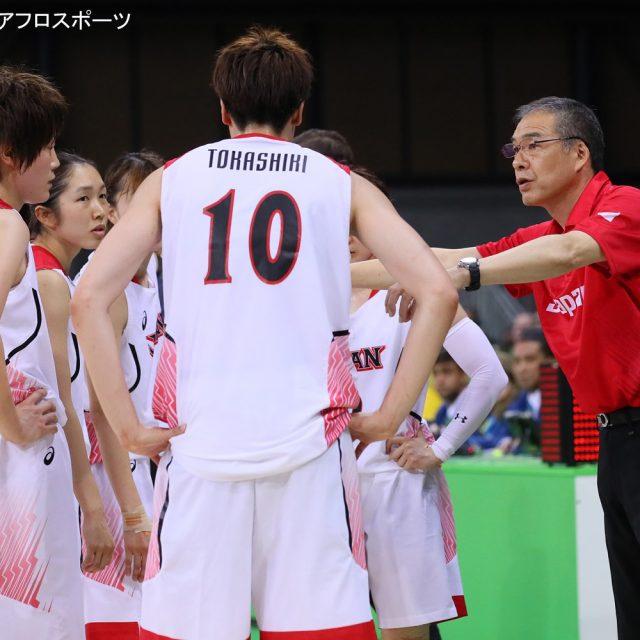 強豪・オーストリアに日本らしいバスケットを繰り広げるも、86-92で惜敗