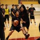 FIBA U-17世界選手権を経験した牧 隼利選手(福岡大学附属大濠高校 3年)のドライブ