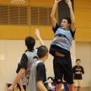 ユニバーシアード日本代表候補でもある中村 碧杜選手(県立能代工業高校 3年)