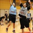 唯一の1年生である伊藤 領選手(開志国際高校 1年)だが、昨年のFIBA ASIA U-16選手権に出場し、自信を持ってチームをリード