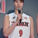 山本 千夏選手(富士通 レッドウェーブ)