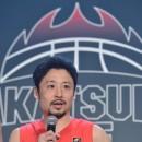 田臥 勇太選手(リンク栃木ブレックス)