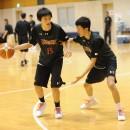 14歳と飛び級で初招集された松山 雄亮選手(明石市立望海中学校 2年)