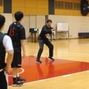 陸川 章ヘッドコーチの熱い指導