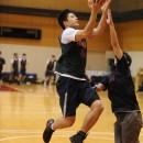 Aチームに昇格した牧 隼利選手(筑波大学 1年)