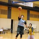 前田 悟選手(青山学院大学 2年)のレイアップシュート