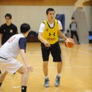 194cmのビッグガード赤穂 雷太選手(船橋市立船橋高校 3年)