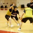 女子U-16日本代表チーム 第1次強化合宿 01