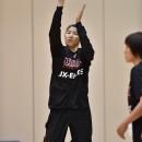 女子日本代表チーム 第1次強化合宿 36