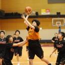 速攻で得点を狙うのが日本のスタイル