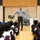東野 智弥技術委員長による激励の挨拶