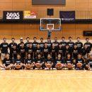 平成29年度U15ナショナル育成キャンプ 男子集合写真①
