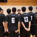 男子の第3回キャンプは佐藤光壱コーチが指導