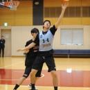 山本 浩太選手(東海大学 1年)と大澤 希晴選手(専修大学 2年)の1on1