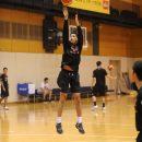 内田 雅樂選手(ドミニカン大学カリフォルニア校 1年)のジャンプシュート