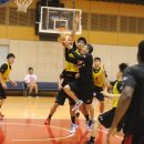 B.LEAGUE同様に積極的にゴールを狙う富樫 勇樹選手(千葉ジェッツ)