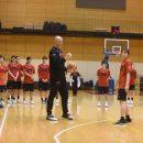 トム・ホーバスヘッドコーチが掲げる「Japan's Way」を共有する合同キャンプ