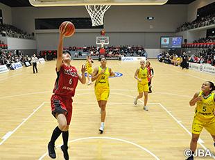 バスケットボール女子日本代表国...