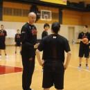 新しい女子日本代表を作るトム・ホーバスヘッドコーチ