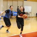 本川 紗奈生選手(シャンソン化粧品 シャンソンVマジック)の参加によりスピードアップ
