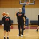 日本が目指すプレイを徹底させるトム・ホーバスヘッドコーチ