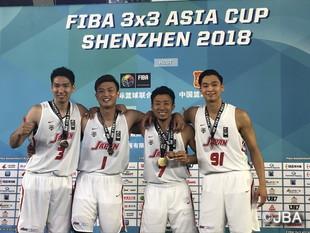 FIBA 3×3アジアカップ2018」大会...