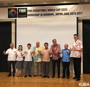 FIBAバスケットボールワールドカ...