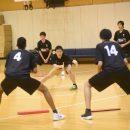 松野 慶之パフォーマンスコーチによるバスケの動きに合わせたプレワークアウト