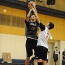 最高身長2mの市川 真人選手(磐田市立南部中学校 3年)