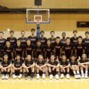 第1次強化合宿に参加した男子U-16日本代表候補選手たち