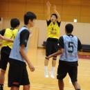 シューターとして期待を寄せる西田 公陽選手(海陽町立海陽中学校 3年)