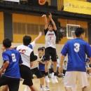 笹山 陸選手(洛南高校 1年)