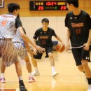 笹山 陸選手(洛南高校 2年)