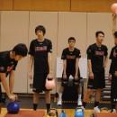 国際大会へ向けてパワーアップを図る男子U16日本代表選手たち