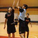 山崎 凜選手(土浦日本大学高校 2年)のシュート