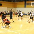 佐藤 晃一コーチによるトレーニング