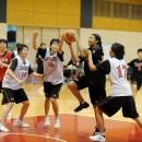 中澤 梨南選手(春日部市立豊野中学校 3年)のドライブイン