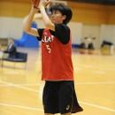 平川 華音選手(つがる市立木造中学校 3年)