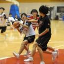 山口 里奈選手(北九州市立折尾中学校 3年)