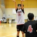 長谷川 美加選手(秋田市立城南中学校 3年)