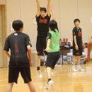 野口 さくら選手(安城学園高校 2年)の3Pシュート