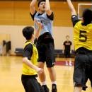 西田 優大選手(福岡大学附属大濠高校 3年)のジャンプシュート