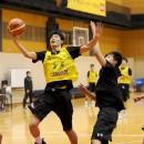 増田 啓介選手(筑波大学 1年)はドライブから3Pシュートまでどこからでもシュートを決めていく