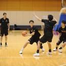 本番を想定し、様々なシチュエーションをチームで打開する練習を実施