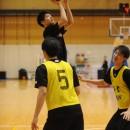 西野 曜選手(近畿大学附属高校 3年)のシュート