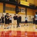 新年度を迎え、男子U19日本代表は第1次強化合宿を実施