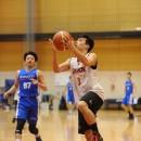 進学する選手ばかりの中、唯一の高校生となった中田 嵩基選手(福岡大学附属大濠高校 2年)